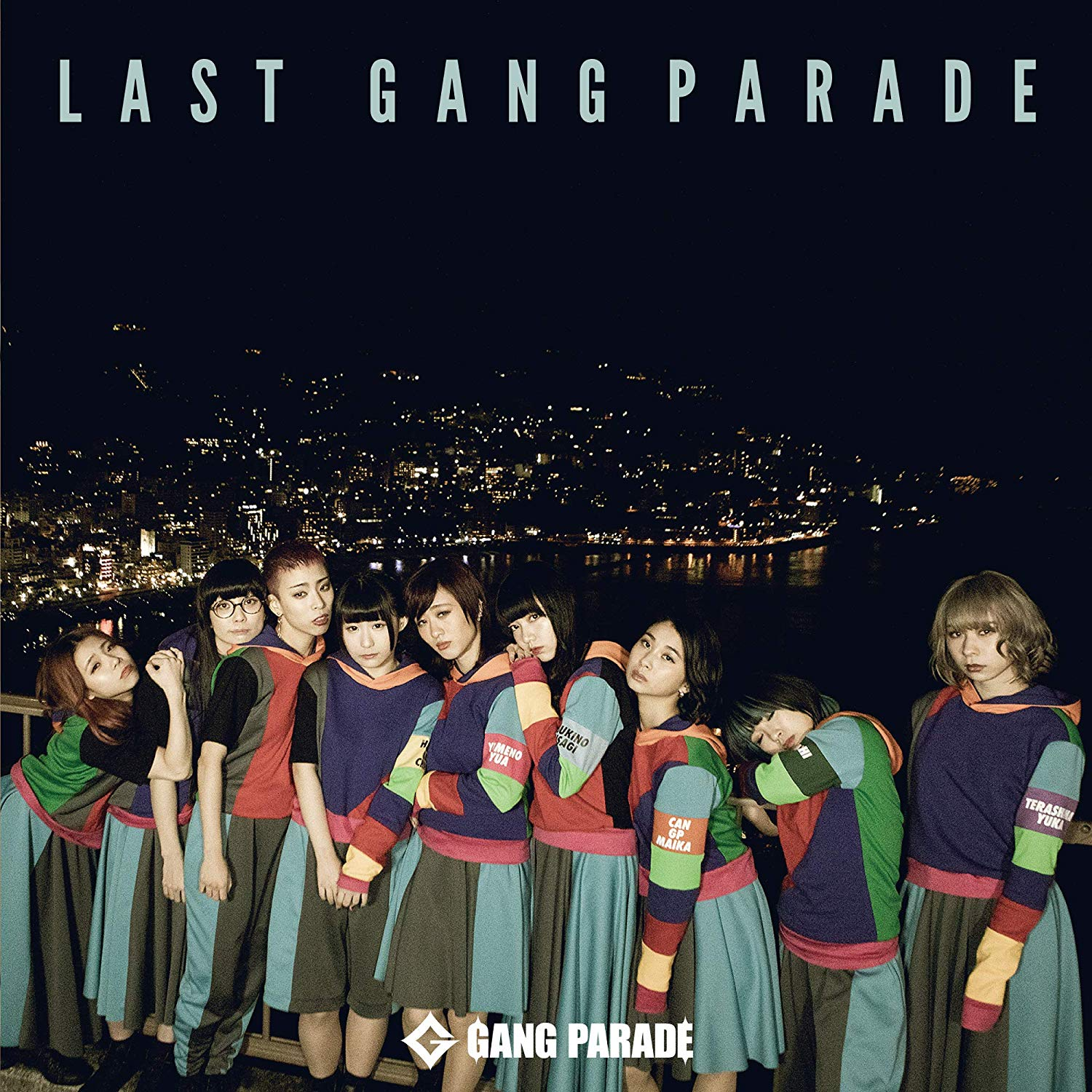 WACK LAST GANG PARADE アルバムレビュー