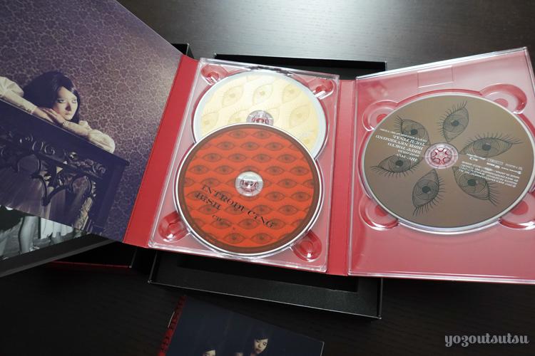 GiANT KiLLERSのディスク