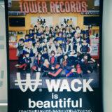 スペシャルWACK SHOPの内容紹介・衣装と写真展示・感想