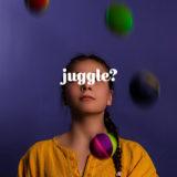 ジャグリングの練習方法