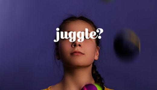【otemoto】ジャグリング練習支援サイトめいたものを作った
